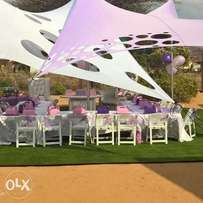 Winter special 3d tents for all season
