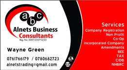 Alnets business consultants