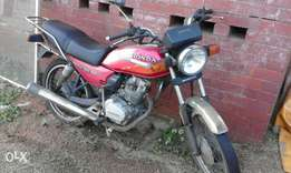 125cc Honda for sale