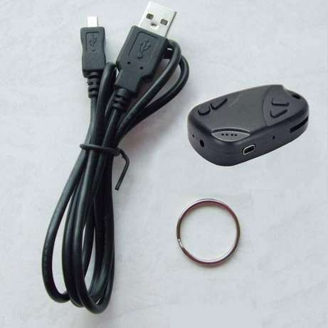 Mini Car Key Spy Video Recorder Hidden Pinhole Camera Camcorder Cam DV Nairobi CBD - image 4