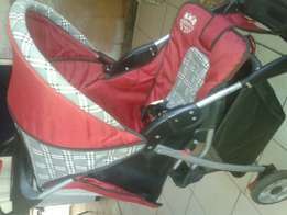 Pram for sale or swop for baby boy clothing