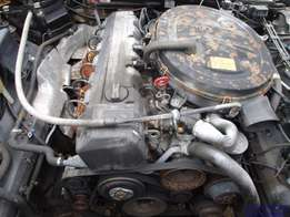 mercedes engine wanted