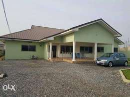 4 Bedroom apartment for sale at Legon.