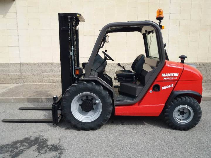 Manitou Mh 25.4 T - 2017
