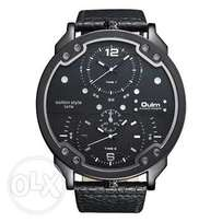 Oulm 3548 military style wristwatch