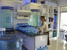 Start your water bottling and refilling business today!