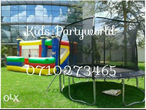 for hire tents,chairs,bouncy house,trampolines,bouncing castles,castle Westlands - image 7