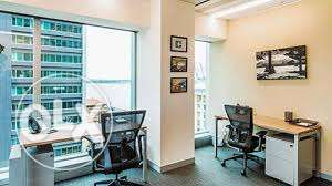 Good view for your commercial office 90 BD