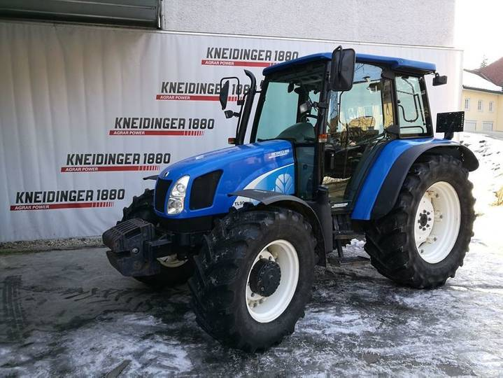 New Holland Tl 90 A - 2004 - image 8