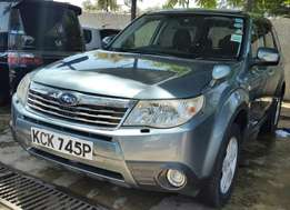Forester 2009 non turbo with KCK for sale