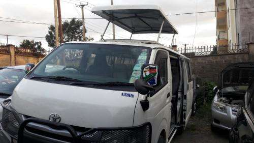 2008 Toyota Hiace KCF Auto Diesel. Tour Converted. Work ready!! Kilimani - image 3