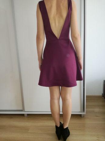 4822a7d000 Sukienka odkryte plecy - Wrocław - Sukienka w idealnym stanie. Nie posiada  żadnych śladów użytkowania