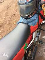 Tvs hlx 125cc in a very good working condition
