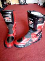 Motorbike Riding Boots for sale