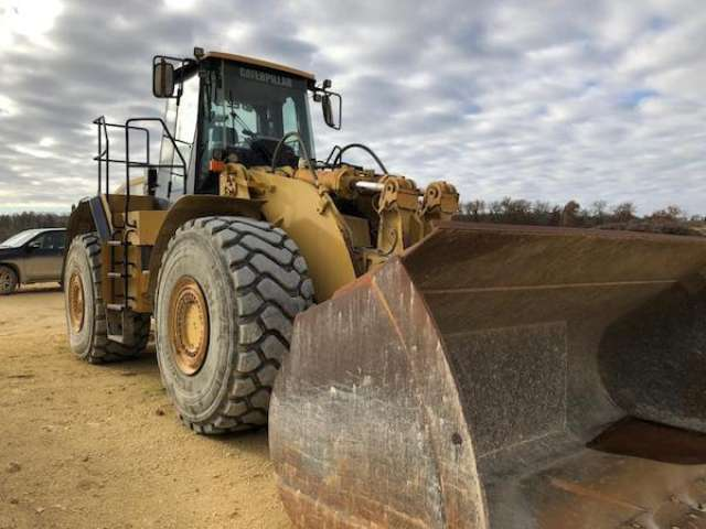 Caterpillar 980G SERIES 2 - 2004
