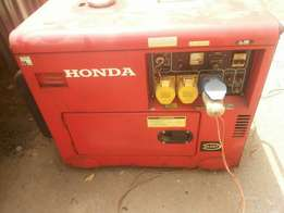 HONDA made in Japan 12.5KVA diesel engine Perkins