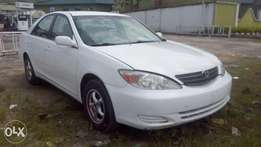 Foriegn Used Toyota Camry With Custom Duty