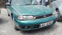 subaru legacy 1998 local manual kal buy and drive