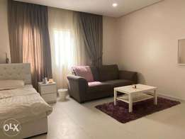 Furnished studios and apartments for rent in luxury compound