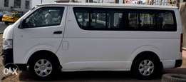 toyota hiace 08 hummer bus for quick sale 5m