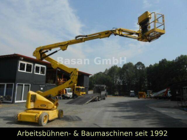 JLG Arbeitsbuhne E400 AJPN, AH 14 m - 2005