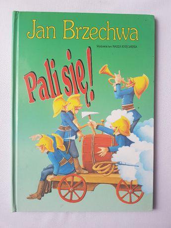 Jan Brzechwa Pali Się Wiersz Dla Dzieci Klasyka świdnica
