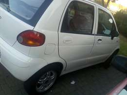 Urgent Daewoo matiz for sale