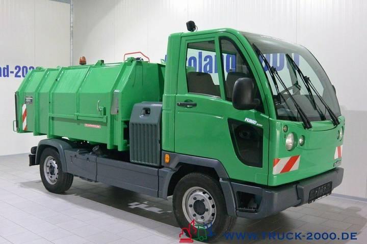 Multicar Fumo Body Müllwagen Hagemann 3.8 m³ Pressaufbau - 2006