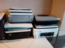 Printers & Scanners For Sale - R1900 for All