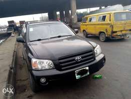 3 month used toyota highlander 07 fuloption tincan cleared buy n trave