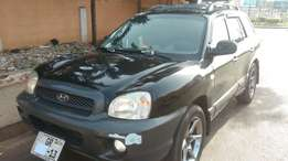 For Sale Hyundai Santafe.2003