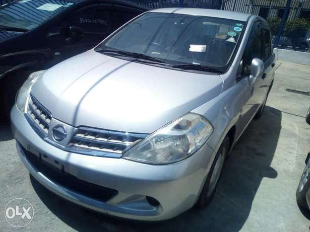 Nissan Tiida latio Arrived now model 2010 Mombasa Island - image 1