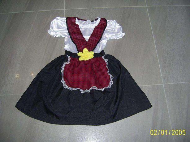 c9ef8add0b strój na karnawał sukienka 7-8 lat 122-128 cm Lublin - image 1