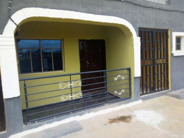Lovely 2 bedroom flat all tiles floor with nice kitchen at Baruwa Alimosho - image 2