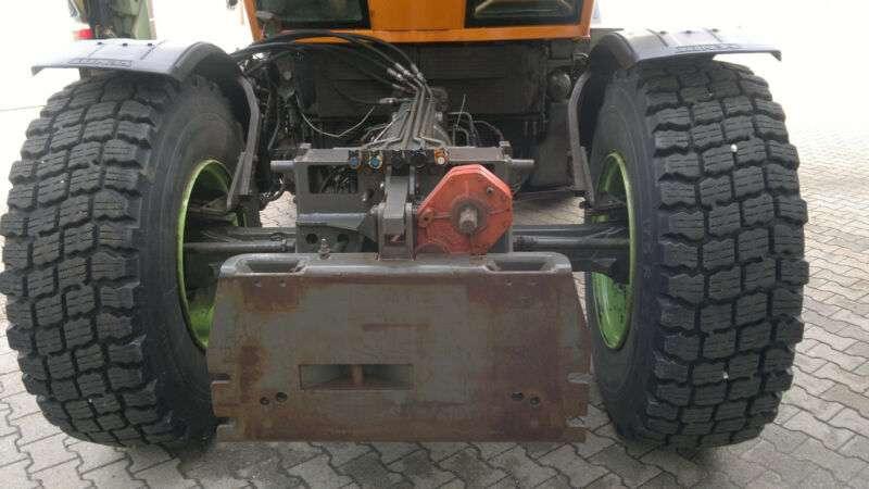 Fendt Xylon 524 Motor: 3000 BH - 2001 - image 4