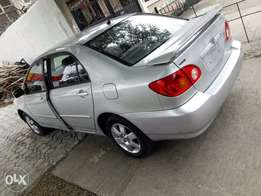 Foreign use 2006 Toyota Corolla for sale for N1.8m
