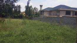 Plot for sale Kiambu road Mushroom gardens