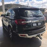 2016 Ford Everest LIMITED 3.2 TDCi AWD Auto