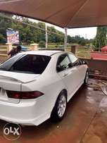 Clean 2008 model Acura TSX