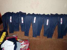 1-5 yrs American jeggings and leggings