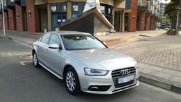 2012 Audi A4 2.0TDi - 6 speed manual