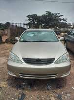 Toyota camry leather 2.4