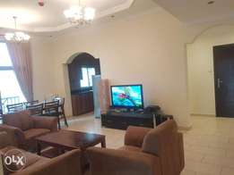 Excellent 2 bedroom fully furnished apartment in burhama with balcony