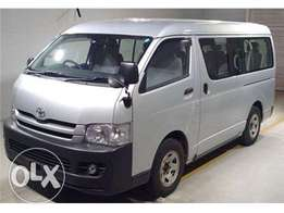 Toyota Hiace 10 seater