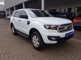 2016 Ford Everest 2.2 XLS