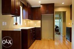 Kitchen cupboards, Bedroom and Bathroom Built-in