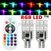 CAR LED Int Reading / ParkLight Lamp Bulb + Remote Cont