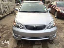 Super Clean Tokumbo Toyota Corolla Sport Full Option