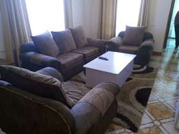 Brookside 2 bedroom fully Furnished apartment to let 160k
