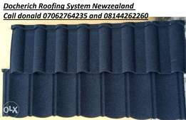 Mr Donald sell stone coated roofing sheet, Original once with warrante